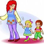 Что такое адаптация ребёнка к детскому саду?